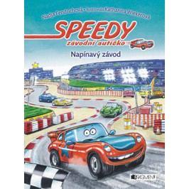 Speedy, závodní autíčko – Napínavý závod   Nadja Fendrich