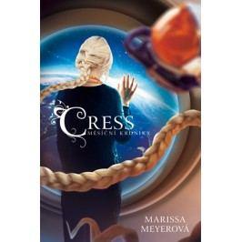 Cress - Měsíční kroniky | Marissa Meyerová