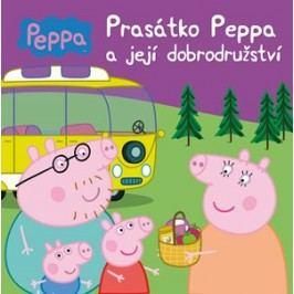 Peppa - Prasátko Peppa a její dobrodružství |