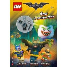 LEGO® Batman Vítejte v Gotham City! |  kolektiv