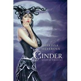 Cinder - Měsíční kroniky | Marissa Meyerová