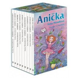 Anička - Devět příběhů (BOX) | Ivana Peroutková, Eva Mastníková