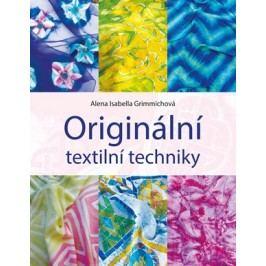 Originální textilní techniky | Alena Grimmichová