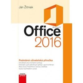 Microsoft Office 2016 Podrobná uživatelská příručka | Ján Žitniak