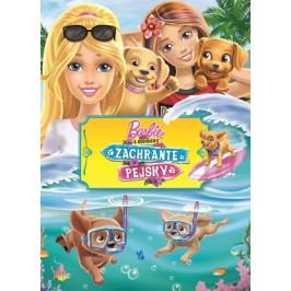 Barbie a sestřičky Zachraňte pejsky Filmový příběh |