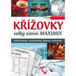 Křížovky - velký zimní MAXIMIX |  ŽKV