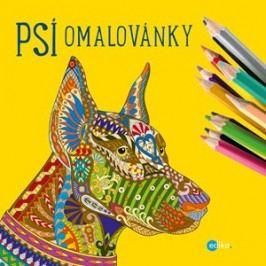 Psí omalovánky | Yulia Mamonova