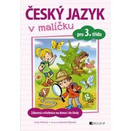 Český jazyk v malíčku pro 3. třídu | Lucie Víchová