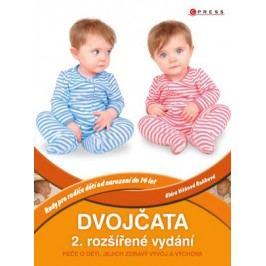 Dvojčata, 2. rozšířené vydání | Klára Rulíková Vítková