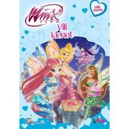 Winx Girl Series - Vílí klenot (4) | Iginio Straffi