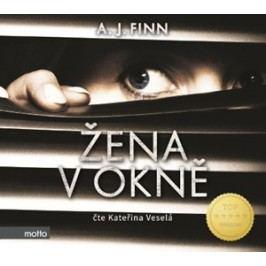 Žena v okně (audiokniha) | A. J. Finn, Kateřina Veselá