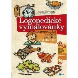 Logopedické vymalovánky | Ivana Novotná, Růžek Miroslav
