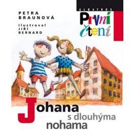 Johana s dlouhýma nohama | Pavel Hrach, Jiří Bernard, Petra Braunová