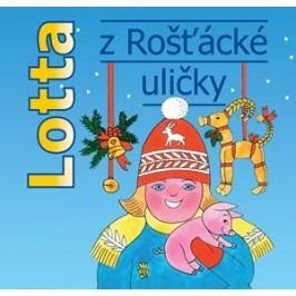 Lotta z Rošťácké uličky (audiokniha pro děti) | Astrid Lindgrenová