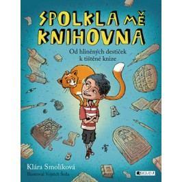Spolkla mě knihovna | Klára Smolíková