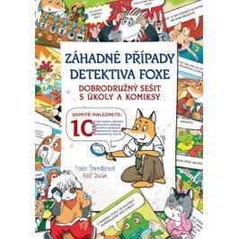 Záhadné případy detektiva Foxe | Pavla Šmikmátorová