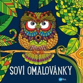 Soví omalovánky | Yulia Mamonova