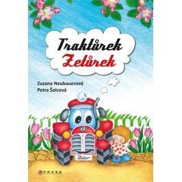 Traktůrek Zetůrek | Petra Šolcová, Zuzana Neubauerová