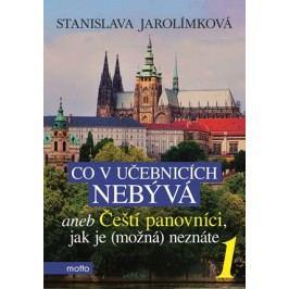 Co v učebnicích nebývá aneb Čeští panovníci, jak je (možná) neznáte 1 | Stanislava Jarolímková