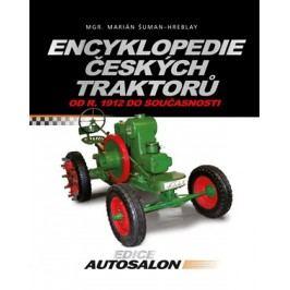 Encyklopedie českých traktorů | Marián Šuman-Hreblay