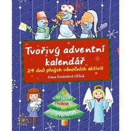 Tvořivý adventní kalendář | Irena Koukalová Uličná