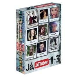 Já, JůTuber 1-3 BOX |  sepsáno JůTubery