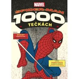 Marvel: Spider-man v 1000 tečkách | Thomas Pavitte
