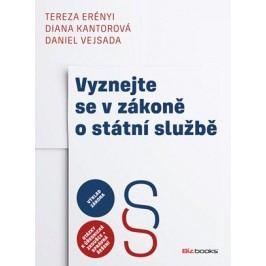 Vyznejte se v zákoně o státní službě | Tereza Erényi, Diana Kantorová, Daniel Vejsada