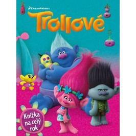 Trollové - Knížka na celý rok |