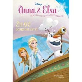 Anna a Elsa - Žhavé dobrodružství | Walt Disney, Walt Disney