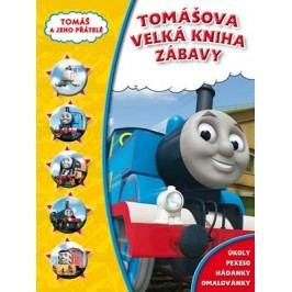 Tomáš a jeho přátelé - Tomášova velká kniha zábavy    Wilbert Vere Awdry