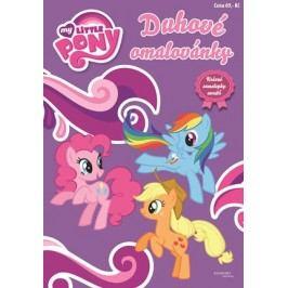 My Little Pony - Duhové omalovánky - Krásné samolepky uvnitř |  Hasbro,  Hasbro