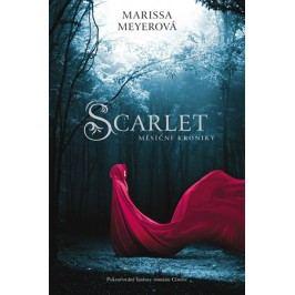 Scarlet - Měsíční kroniky | Marissa Meyerová