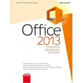 Microsoft Office 2013 Podrobná uživatelská příručka | Josef Pecinovský