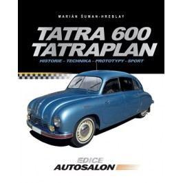 Tatra 600 Tatraplan | Marián Šuman-Hreblay
