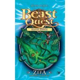 Zefa, zákeřná krakatice - Beast Quest (7) | Adam Blade