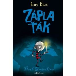 Záplaťák Duch Groteskinu | Pete Williamson, Guy Bass