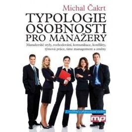 Typologie osobnosti pro manažery | Michal Čakrt