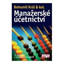 Manažerské účetnictví | Bohumil Král a kol.