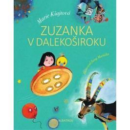 Zuzanka v Dalekoširoku   Juraj Martiška, Marie Kšajtová