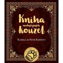 Kniha neobyčejných kouzel  | Kamila  Kopsová, Petr  Kops