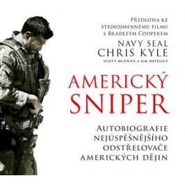 Americký sniper (audiokniha) | Jim DeFelice, Chris Kyle, Scott McEwen