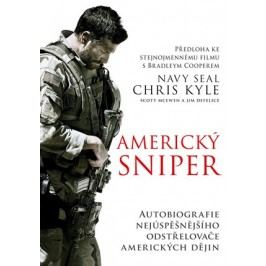 Americký sniper - brož. | Chris Kyle, Scott McEwen, Jim DeFelice