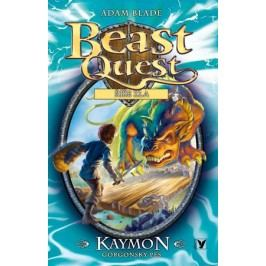 Kaymon, gorgonský pes - Beast Quest (16) | Kateřina Závadová, Adam Blade