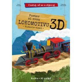 Postav si svou lokomotivu | Valentina Manuzzato, Irena Trevisan