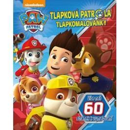 Tlapková patrola - Tlapkomalovánky |  kolektiv
