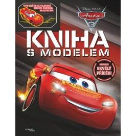 Auta 3 - Kniha s modelem |  kolektiv