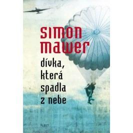 Dívka, která spadla z nebe (paperback) | Simon Mawer, Lukáš Novák