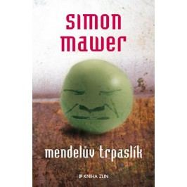 Mendelův trpaslík (paperback) | Simon Mawer, Lukáš Novák