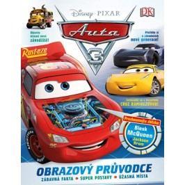 Auta 3 - Obrazový průvodce | kolektiv